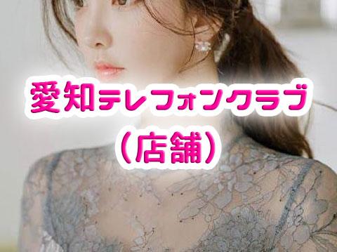 愛知テレフォンクラブ(店舗)東海版|体験談・評判まとめ